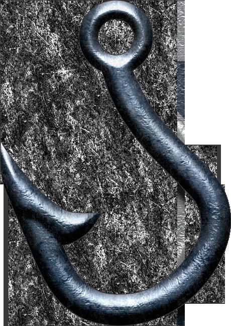 La fishing hook by blueamnesiac on deviantart for Fishing hook game