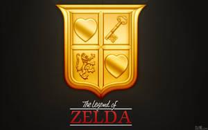 The Legend of Zelda Wallpaper [GBA Edition]