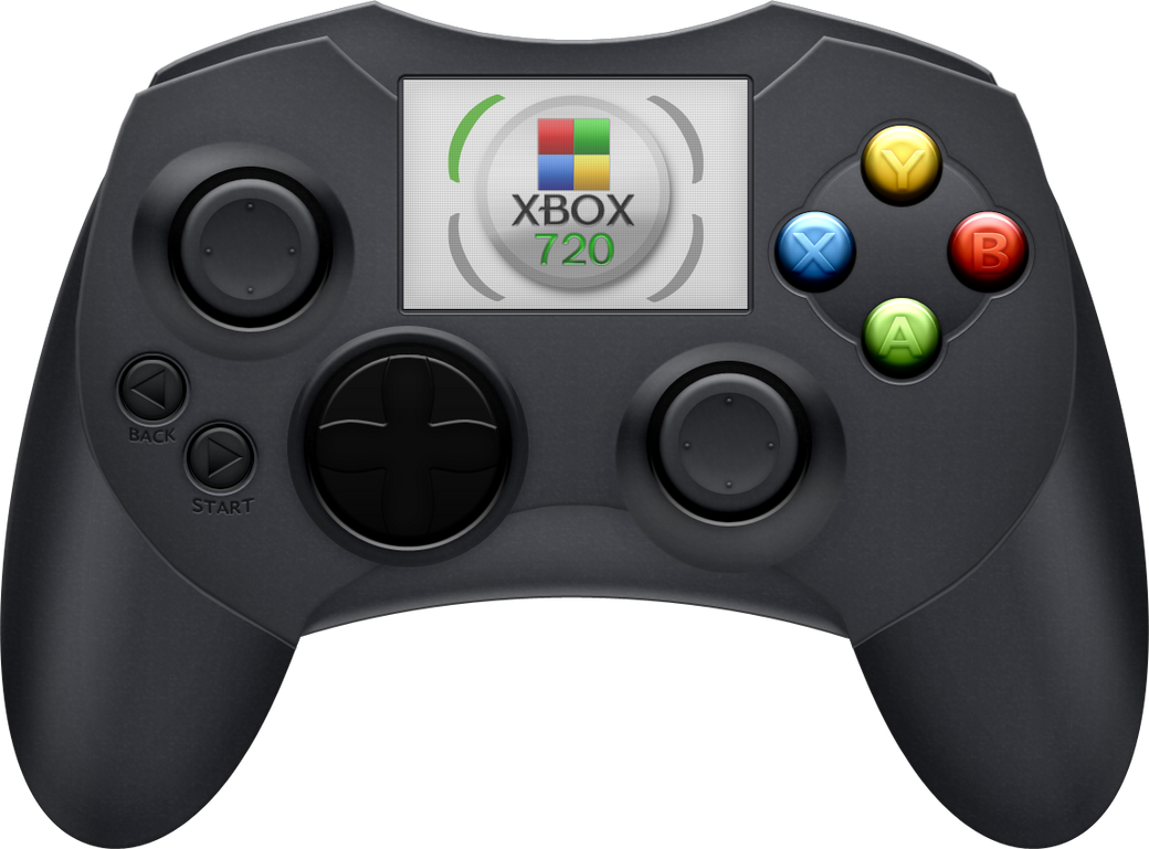 XBOX 720 by BLUEamnesiac