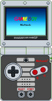 Game Boy Advance SP (Classic NES)