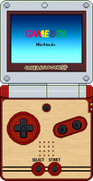 Game Boy Advance SP (Famicom)