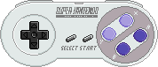 Super NES Controller by BLUEamnesiac