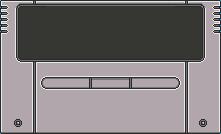 Super Famicom Cartridge by BLUEamnesiac
