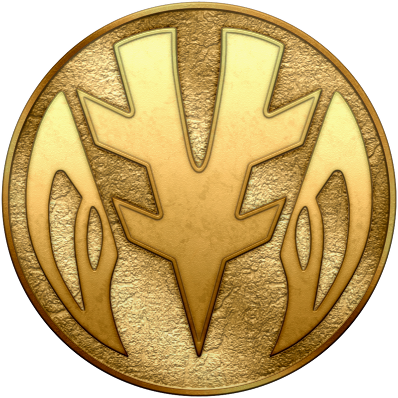 White Ranger's Power Coin By BLUEamnesiac On DeviantArt