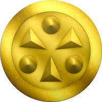 OOT Light Medallion by BLUEamnesiac