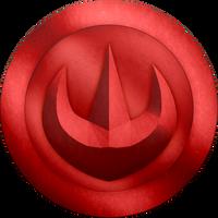 OOT Fire Medallion by BLUEamnesiac