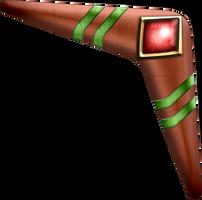 OOT Boomerang by BLUEamnesiac