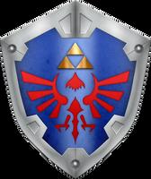 ALBW Hylian Shield by BLUEamnesiac