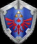 ALBW Hylian Shield