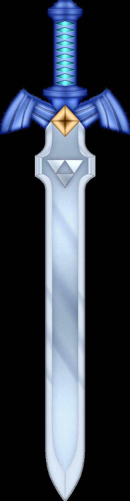 ALBW Master Sword by BLUEamnesiac
