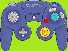 Nintendo Gamecube Controller by BLUEamnesiac