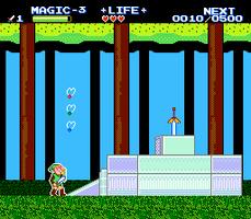Zelda III Proto: Master Sword