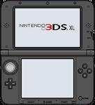 Nintendo 3DS XL [black]