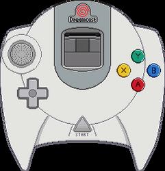 Sega Dreamcast Controller