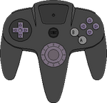 Ultra 64 Prototype Controller