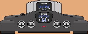 Nintendo Ultra 64 by BLUEamnesiac