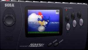 Sega Genesis NOMAD