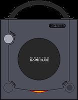 Nintendo Gamecube [Top] by BLUEamnesiac