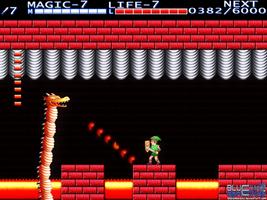Zelda II HD 08192013 by BLUEamnesiac