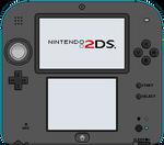 Nintendo 2DS [blue]