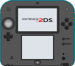 Nintendo 2DS [blue]