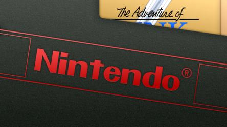 NES Cart Sleeve Wallpaper