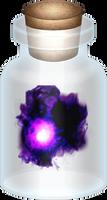 OOT Bottle [Poe] by BLUEamnesiac