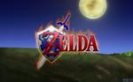 Ocarina of Time HD Wallpaper