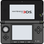 Nintendo 3DS [Cosmo Black]