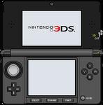 Nintendo 3DS [Cosmo Black]