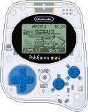 Pokemon Mini [Wooper Blue] by BLUEamnesiac