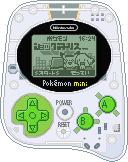 Pokemon Mini [Chikorita Green] by BLUEamnesiac