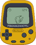 Pokemon Pikachu by BLUEamnesiac