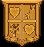 LOZ GBA Box Art Crest [Pixel Art]