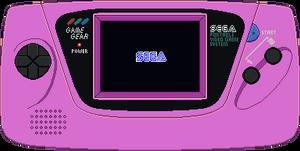 Sega Game Gear [Purple]