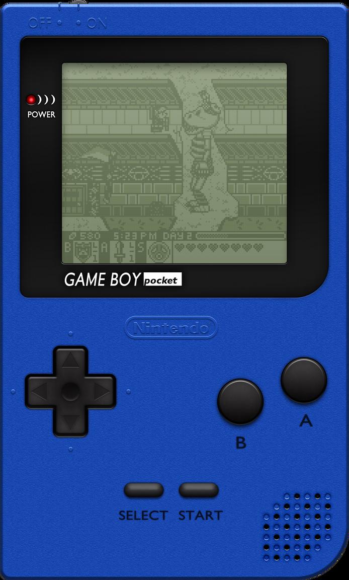 blue game boy wallpaper - photo #5