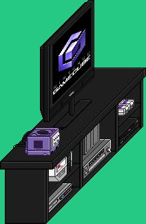 TV + VCR + DVD-Recorder + Nintendo Consoles by BLUEamnesiac