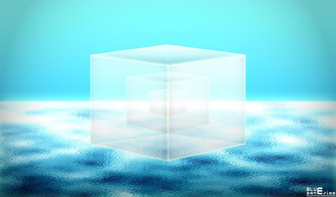 Cubes by BLUEamnesiac