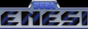 Sega Genesis Logo by BLUEamnesiac