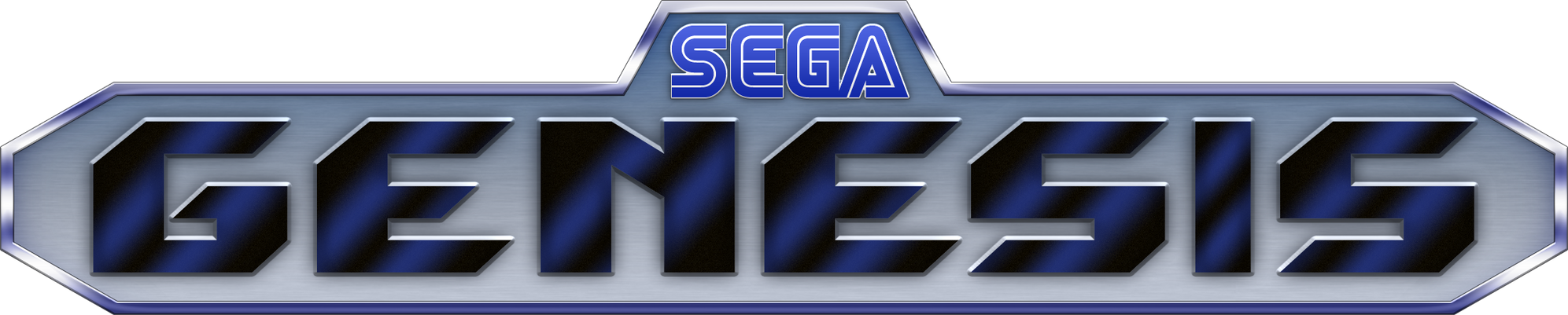 Sega Genesis Logo by B...