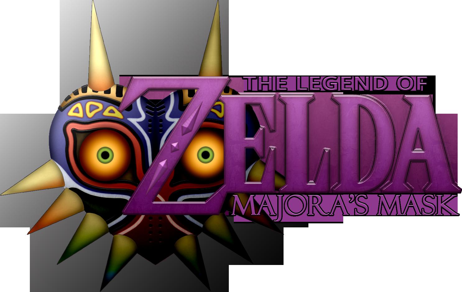 Majora's Mask Logo by BLUEamnesiac