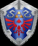 ALBW Hylian Shield V2