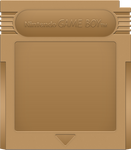 Nintendo Game Boy Cartridge [Gold]