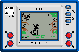 Game and Watch [EGG] by BLUEamnesiac
