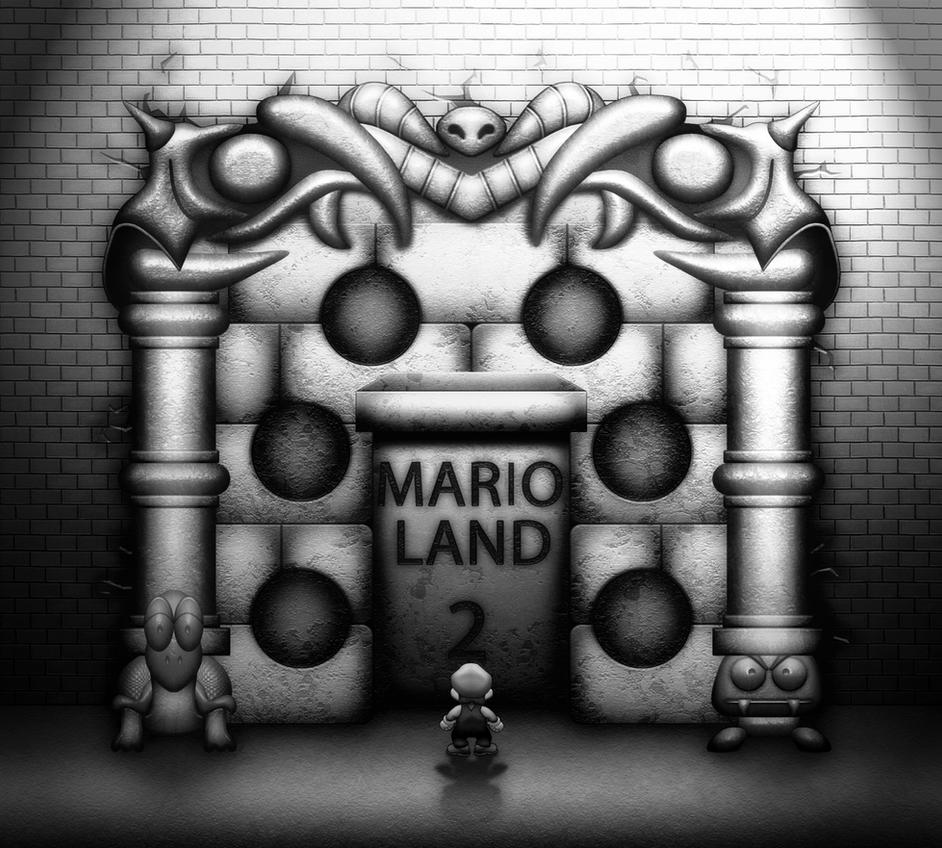 Super Mario Land 2 HD 10142014 by BLUEamnesiac