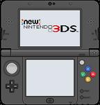 New Nintendo 3DS [black]