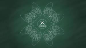 XBOX Controllers [Chalkboard]