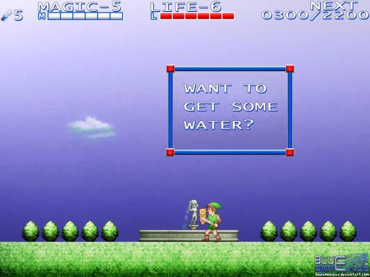Zelda II HD 01092015