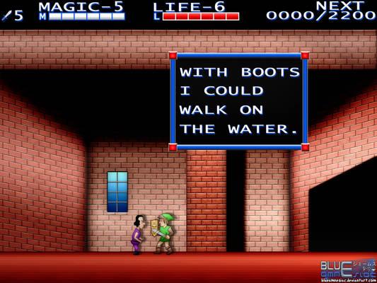 Zelda II HD 01102015