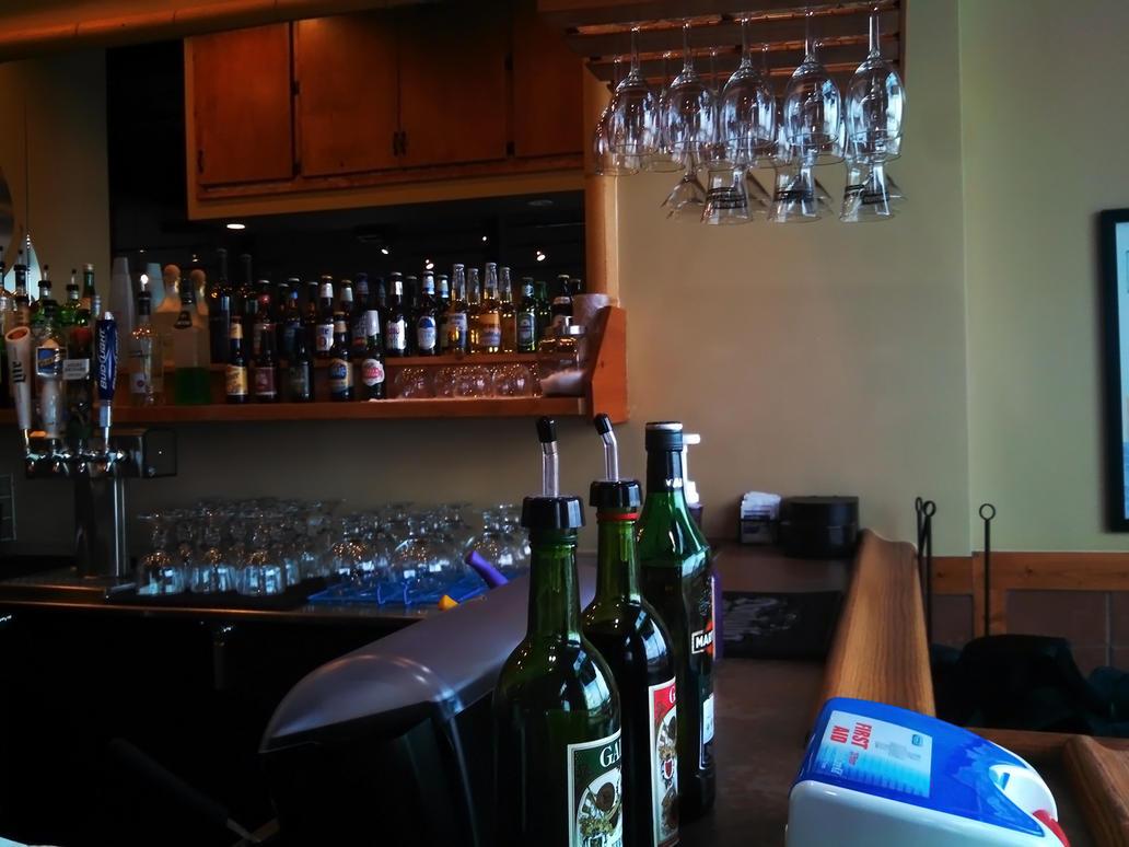 Bar by BLUEamnesiac